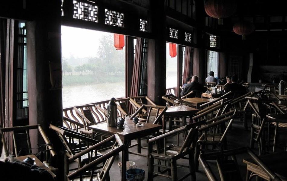 Chengdu tea house jpg