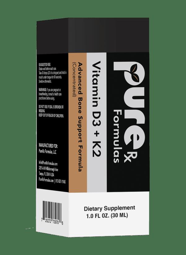 Vitamin D3+K2 - 2