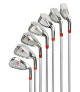 Pure Science Golf Iron Fittings