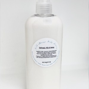 Handcrafted Silk Mango Body Lotion
