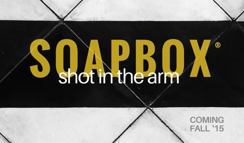 SOAPBOX show graphic