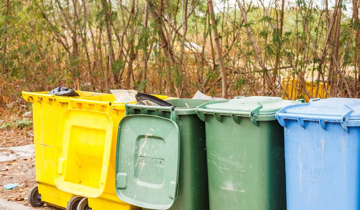 IoT based Waste Management