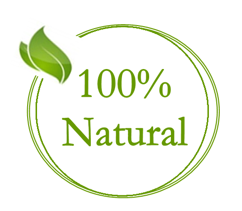 100% natural purity is our priority