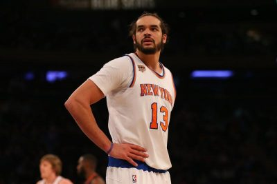 (Photo Credit: Mike Stobe/Getty Images) Noah has not lived up to his $72 million contract.