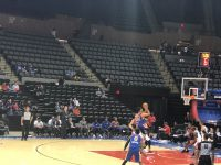 (Photo Credit: Ponyx Chery) Knicks struggled from the field
