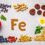 如何補充鐵質?富含鐵質的5大食物&5款推薦的保健食品一次報你知!