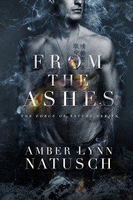 From The Ashes Cover - Copy