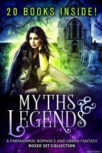 Myths And Legends Cover