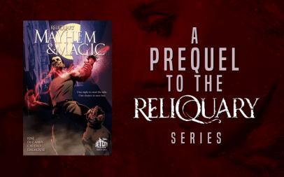 Reliquary Graphic Novel Promo Graphic 4