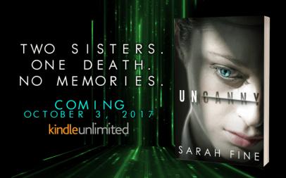 Uncanny Sarah Fine Promo Graphics