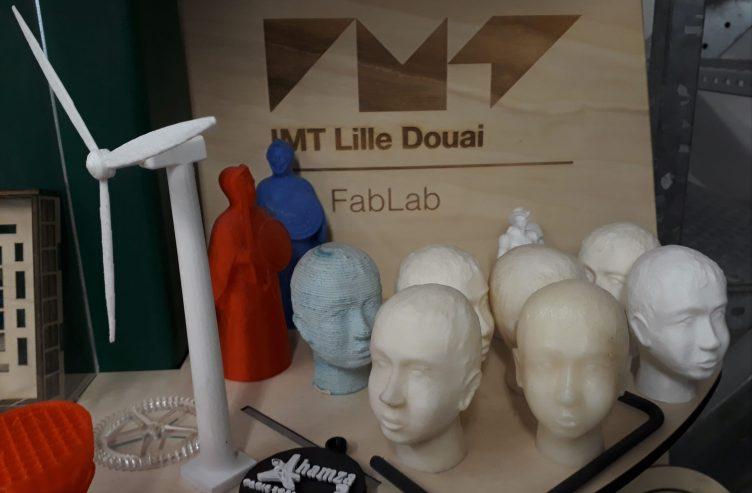 Une multitude de Colas réalisés grâce à une imprimante 3D