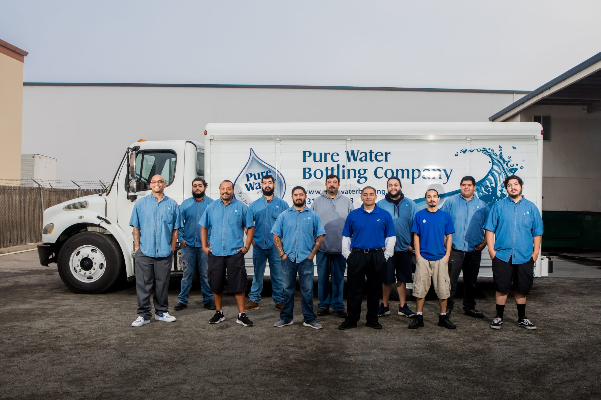 Pure Water Bottling | Central California Coast