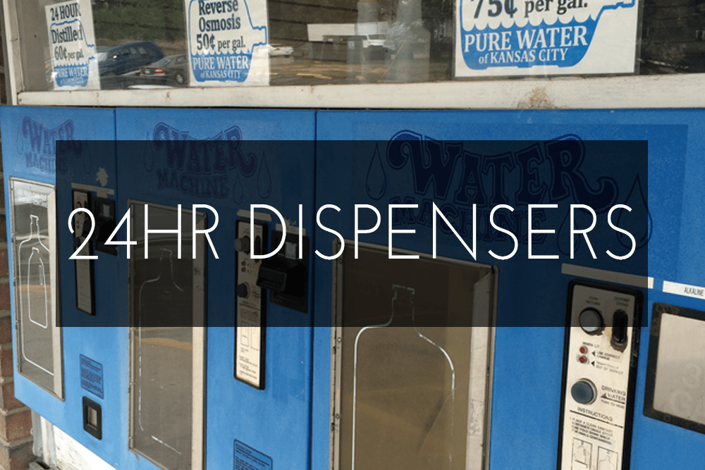 24 Hour Dispensers