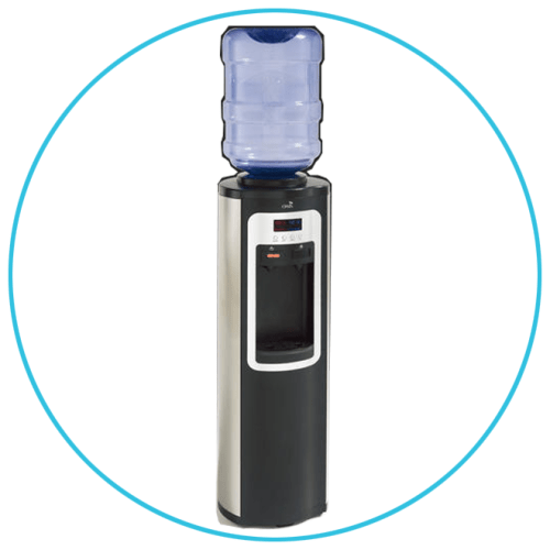 Top Load Stainless Steel Bottle Cooler