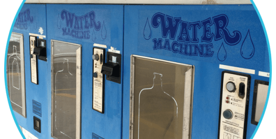 24 Hour Water Dispenser