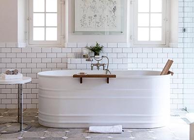 Stock Tank Bathtubs Are Trending PureWow