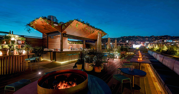 The 7 Best Rooftop Bars In Los Angeles