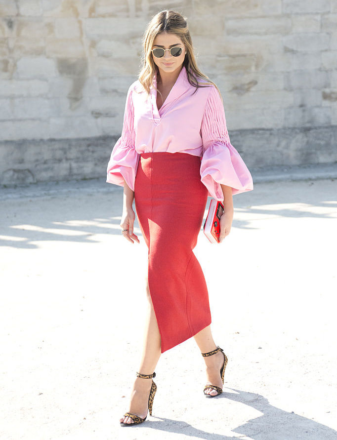 bold red fall fashion trends to wear now
