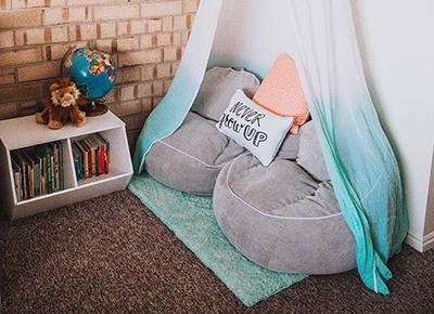 Kids Reading Nook Inspiration Purewow