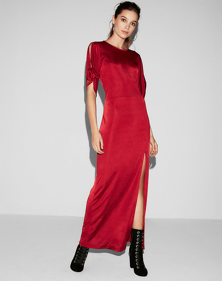 express holiday dresses