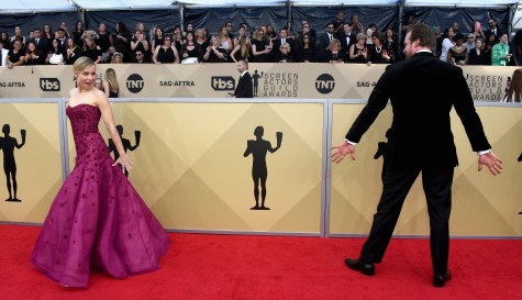 Best SAG Awards moments 1