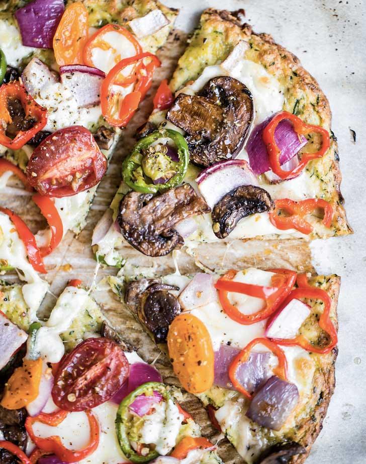 zucchini pizza recipe