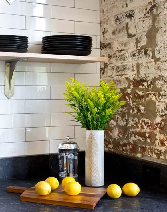 beautiful kitchen counter 8