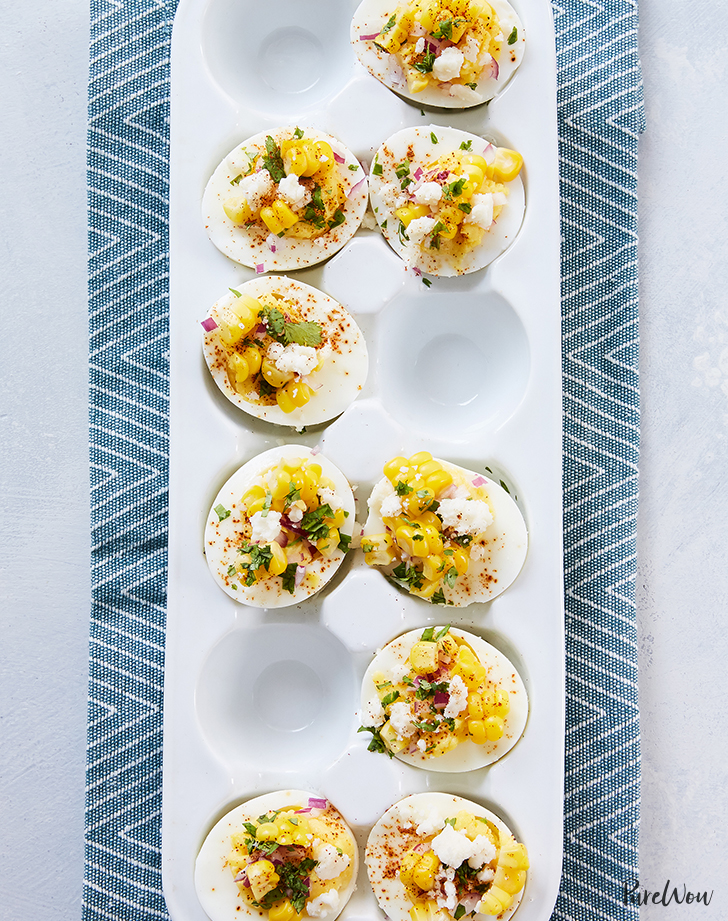 mexican street corn deviled eggs recipe1