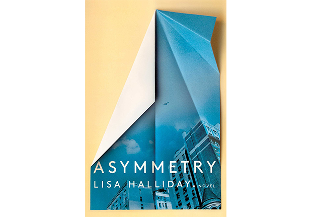asymmetry lisa halliday