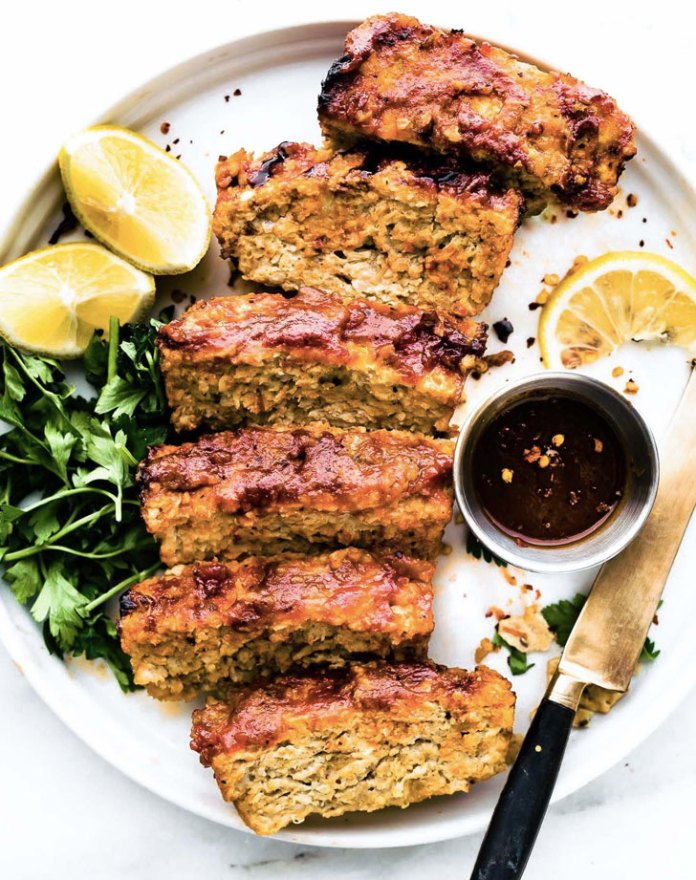 better for you barbecue gluten free meatloaf recipe