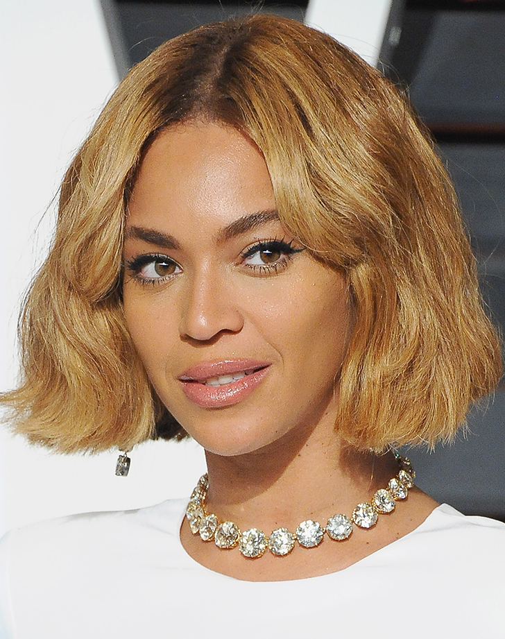 beyonce hair after