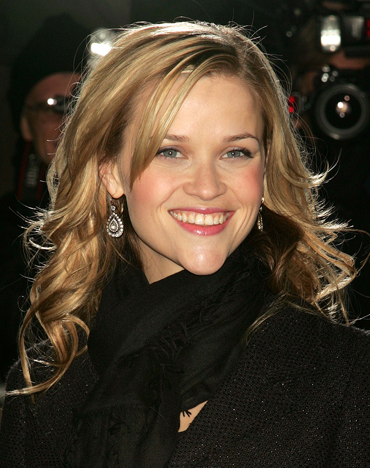 reese witherspoon hair before