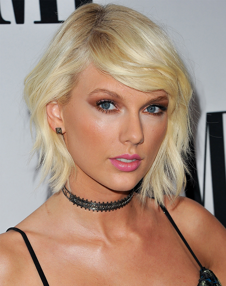 taylor swift hair after