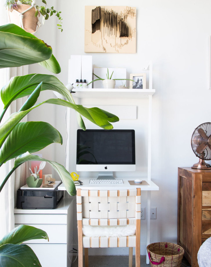 11 Small Home Office Ideas To Try Purewow