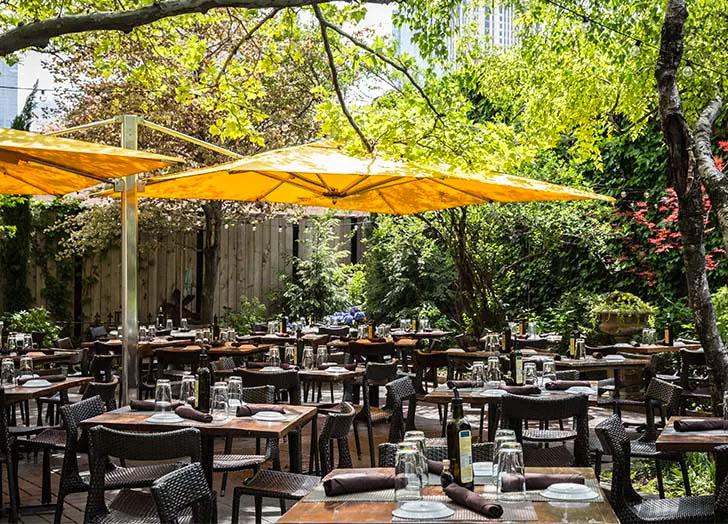 best patio restaurants in chicago 2020