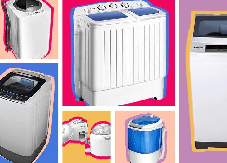 the 9 best portable washing machines of