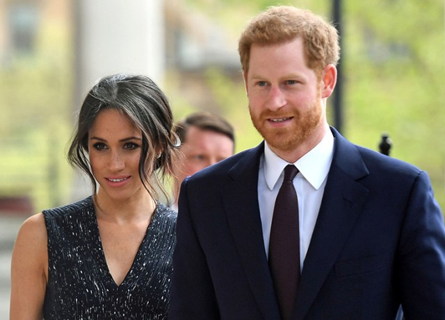 Prince Harry & Meghan Markle Look 'Genuinely Happy' - PureWow