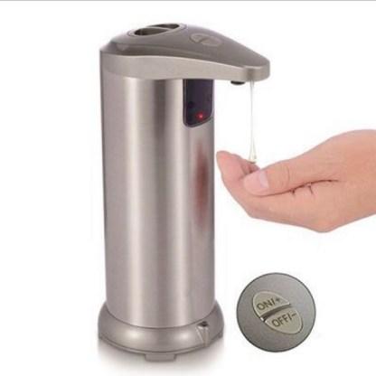 doseador de gel automático