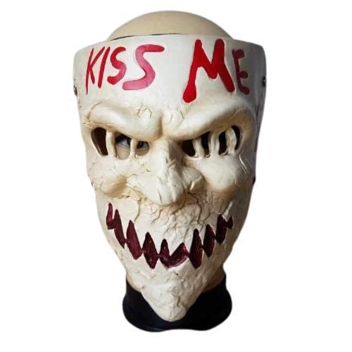 purge girl mask
