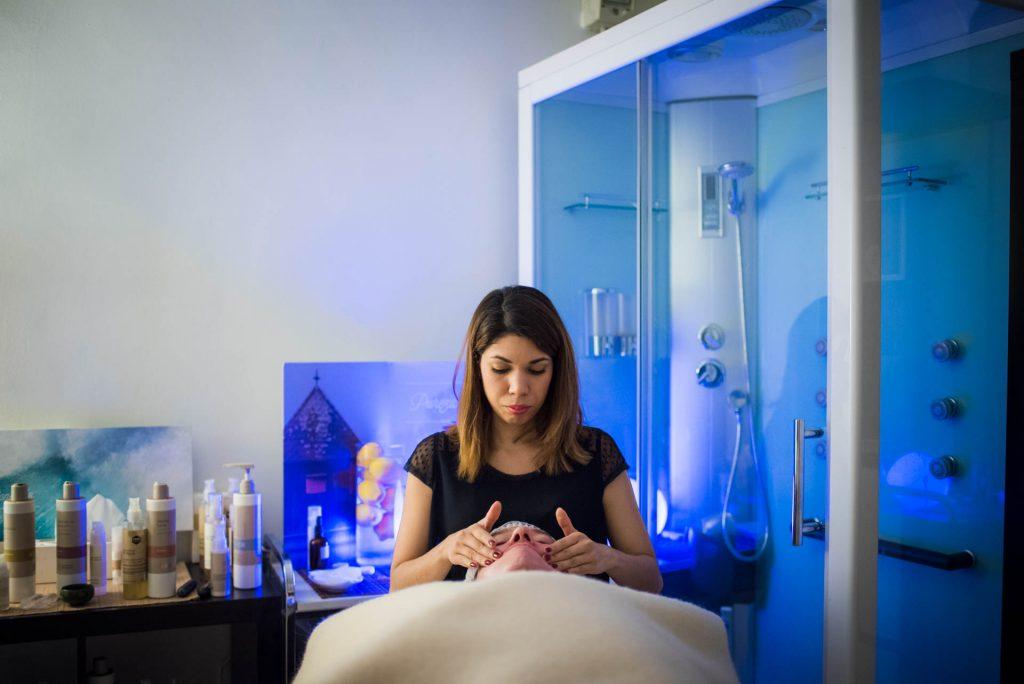 Bioterapia facial Secretos del Agua Purificacion Varas