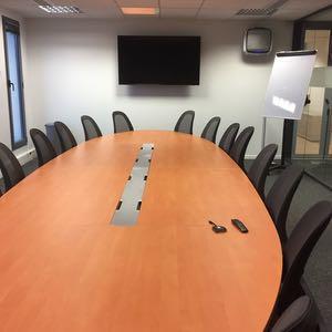 purificateur d'air pour salle de réunion