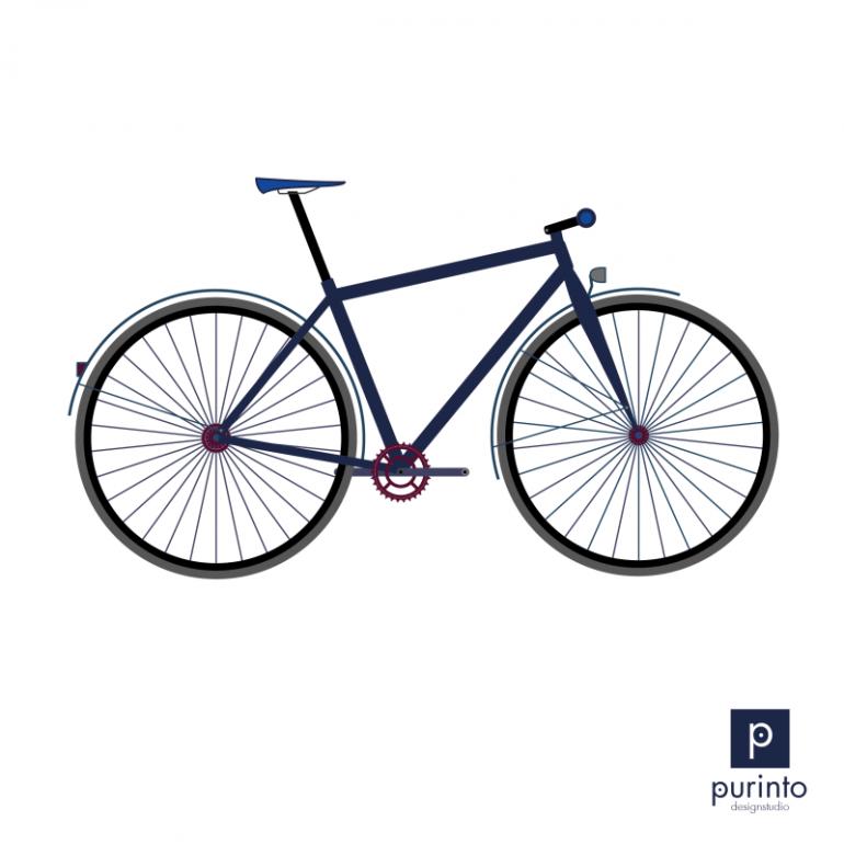 Piktogramm Fahrrad