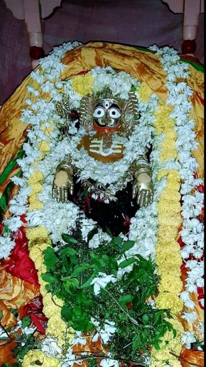 Badi Nrusingh At Jagannath Temple