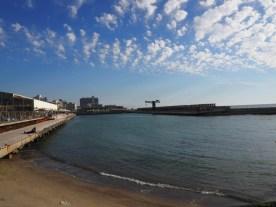 Hafen von Tel Aviv