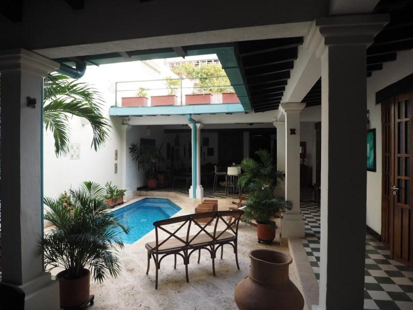 Boutique-Hotel Casa Amani, Santa Marta, Kolumbien