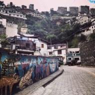 Guapulo in Quito, Ecuador, puriy, reiseblog