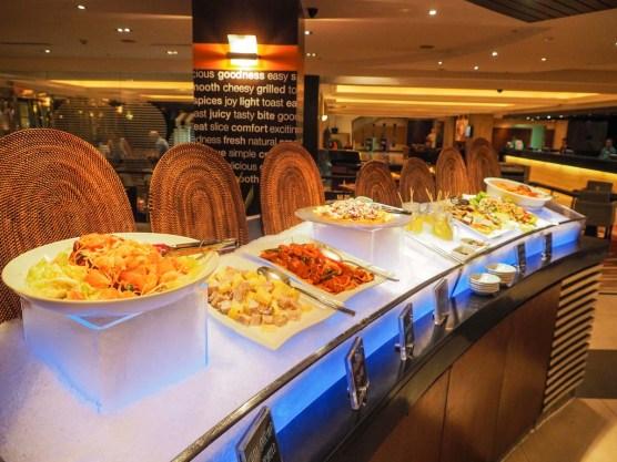 Hotel Jen Manila Restaurant