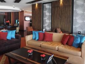 Hotel Jen Club Lounge