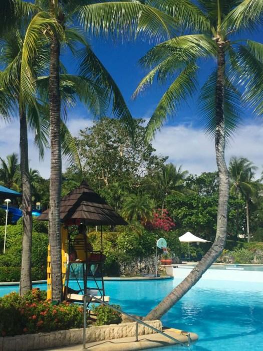 Pool des Shangri-La's Mactan
