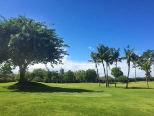 Golfplatz des Shangri-La's Mactan